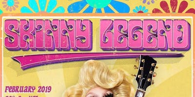 "Trixie Mattel ""SKINNY LEGEND TOUR"" - London - 14+ - Unreserved Seating"