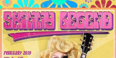 """Trixie Mattel """"SKINNY LEGEND TOUR"""" - Glasgow - 14+ - Unreserved Seating"""