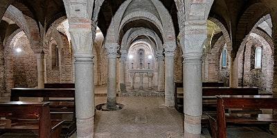 I SOTTERRANEI DI BOLOGNA: IL TOUR DELLE  CRIPTE / BENEATH BOLOGNA: THE CRYPTS (20€/15€ rid)