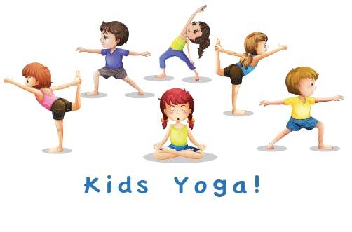 Yoga & Mindfulness for Kids June Session