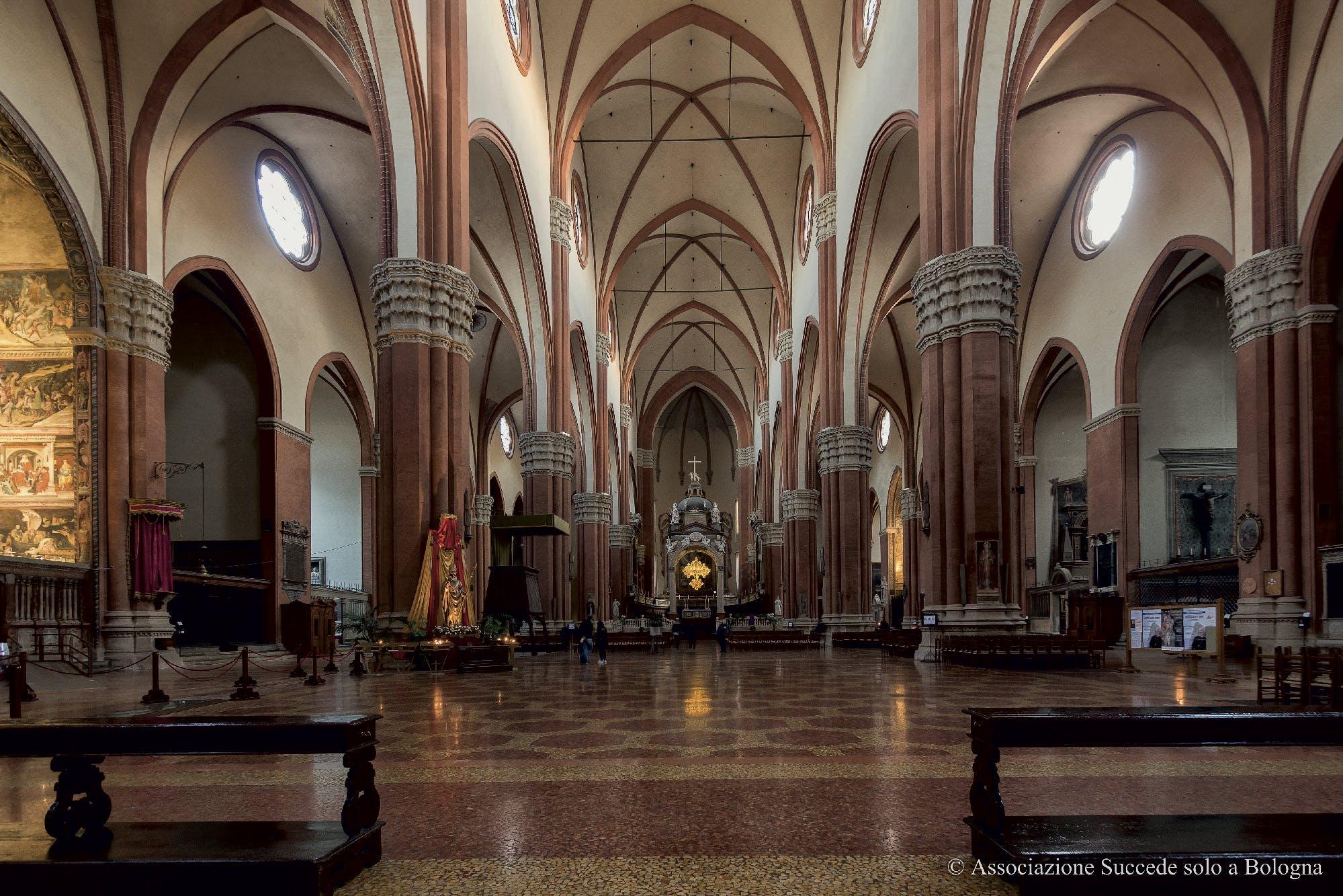 BASILICA DI SAN PETRONIO E ARCHIVIO MUSICALE/