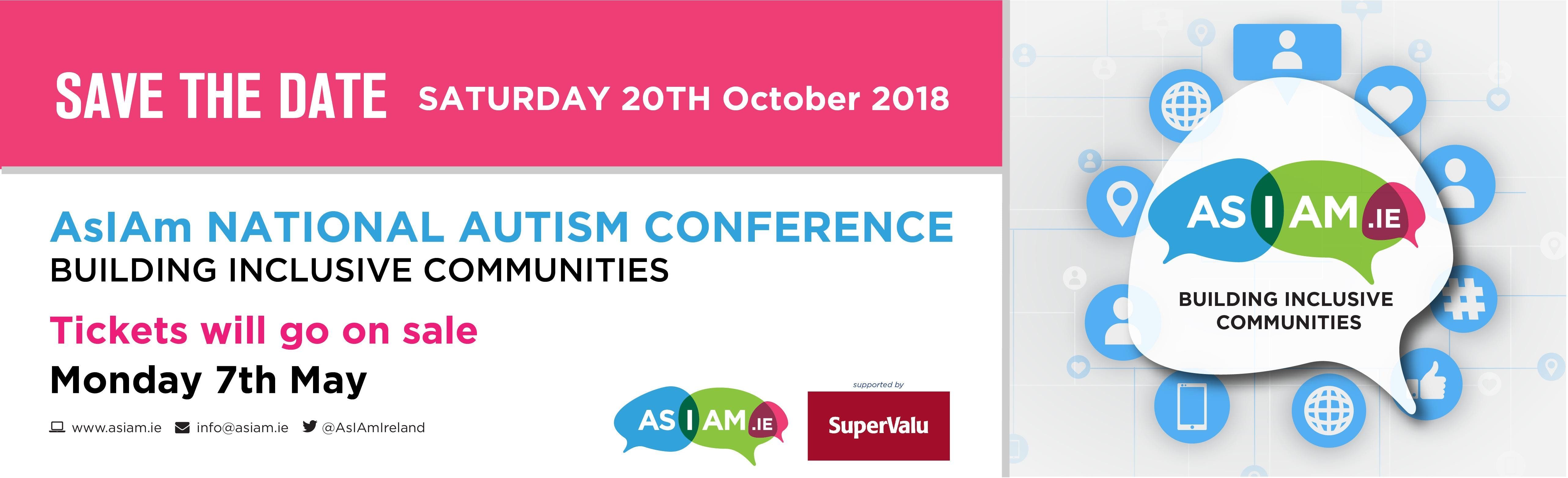AsIAm National Autism Conference 2018: