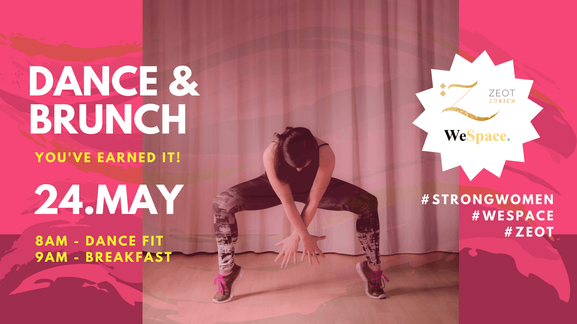 Dance & Brunch (ZeoT in collaboration with WeSpace)