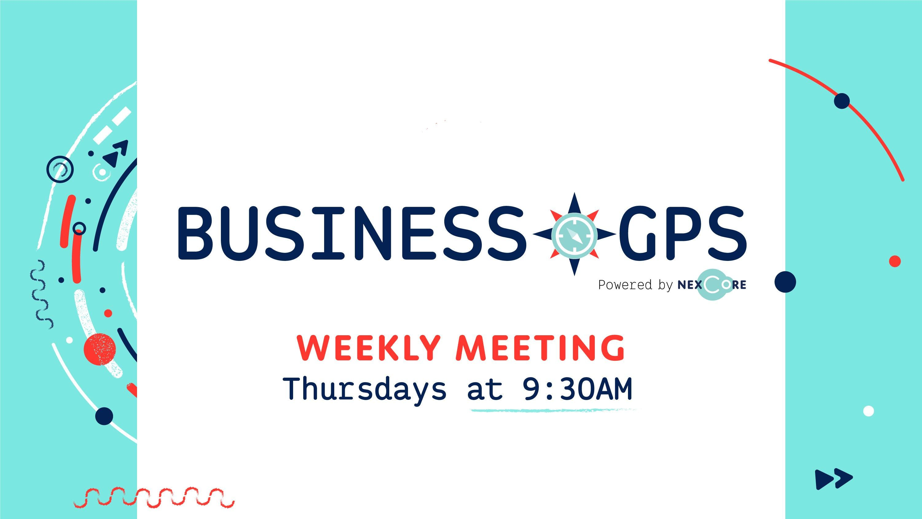 BusinessGPS Thursday Networking Event