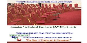 Celebrating Business Connectivity & Success(CBCS)-VI