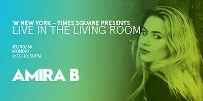 Amira B / Live in the Living Room