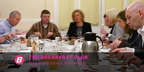 Brighton Business Networking - The Breakfast Club tickets