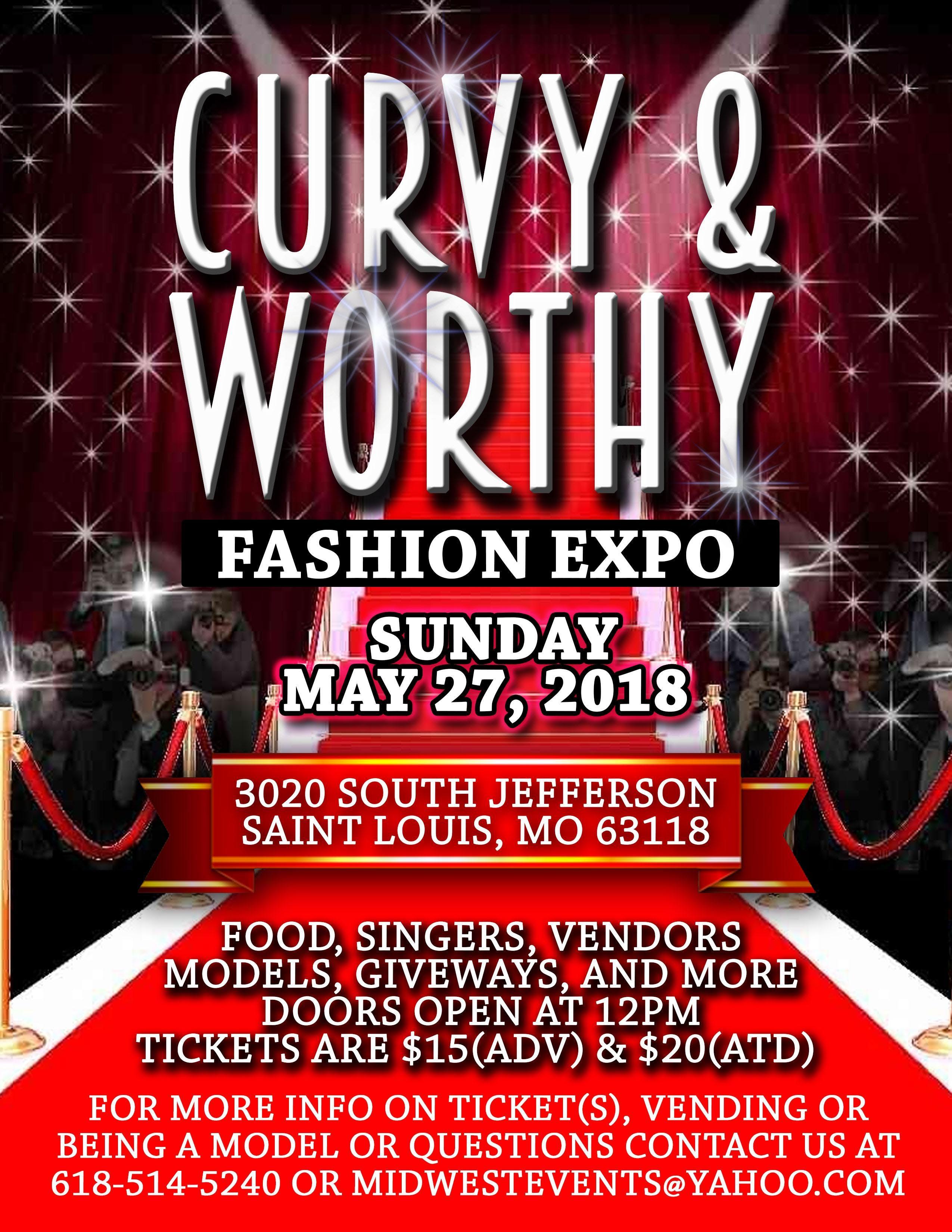 CURVY & WORTHY FASHION EXPO