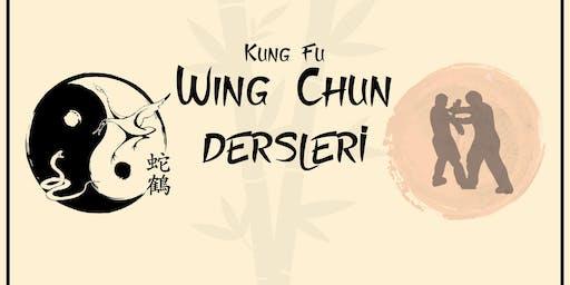 Wing-Chun Dersleri
