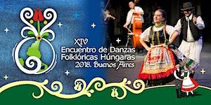 XIV. Encuentro Sudamericano de Danzas Folklóricas...