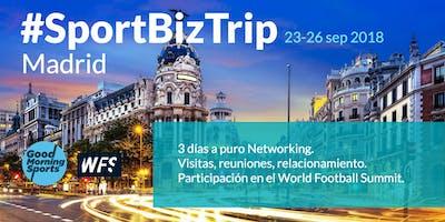 SportBizTrip Madrid 2018
