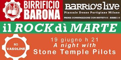 Rock dì Marte - No Vasoline - free entry birra 3 euro