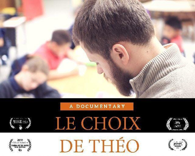 FILM SCREENING & DISCUSSION LE CHOIX DE THÉO