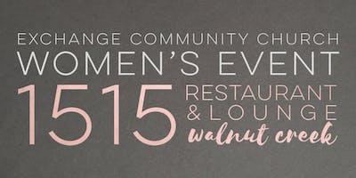 ExchangeCC Women's Event