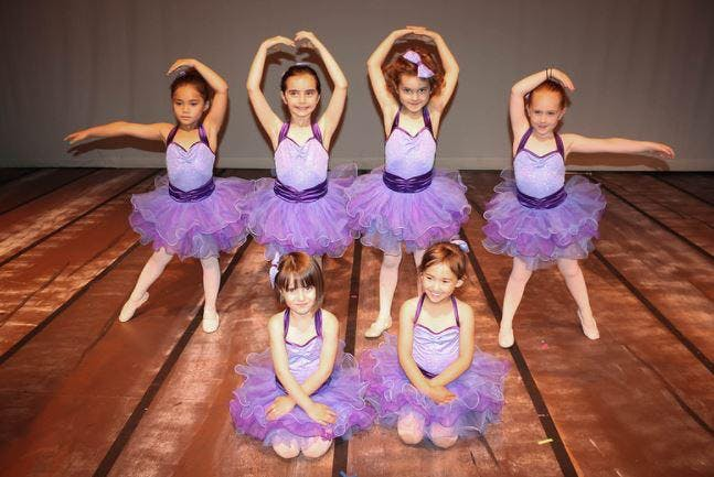"""Spring Recital """"Happiness Is..."""""""