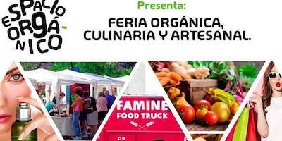 EXPO-FERIA  ORGÁNICA  ARTESANAL Y CULINARIA