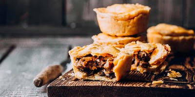 Winter Warming Pies- NEW DATE