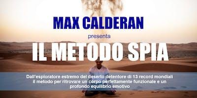 MAX CALDERAN METODO SPIA