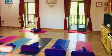Yoga Hero Retreat, Cumbria, July 2019 tickets