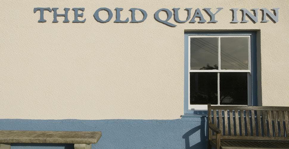 Gin & Tapas at The Old Quay Inn