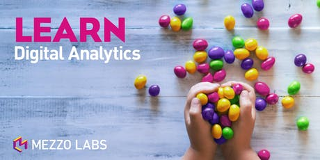 Introduction to Google Analytics Training tickets