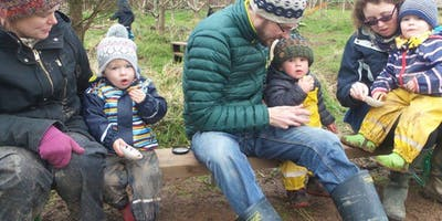 The Small Wood Play Sessions - Forest School