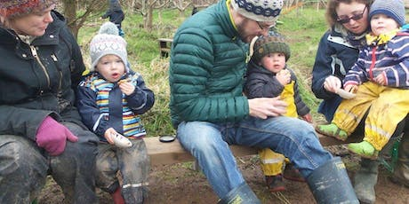 The Small Wood Play Sessions - Forest School tickets