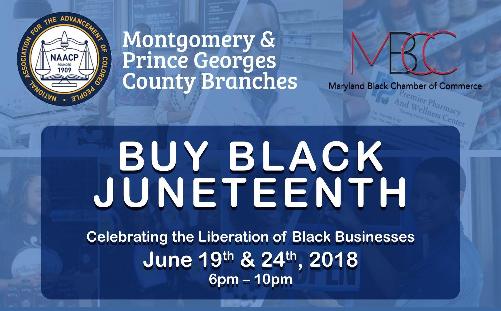 NAACP Buy Black Juneteenth Celebration - June