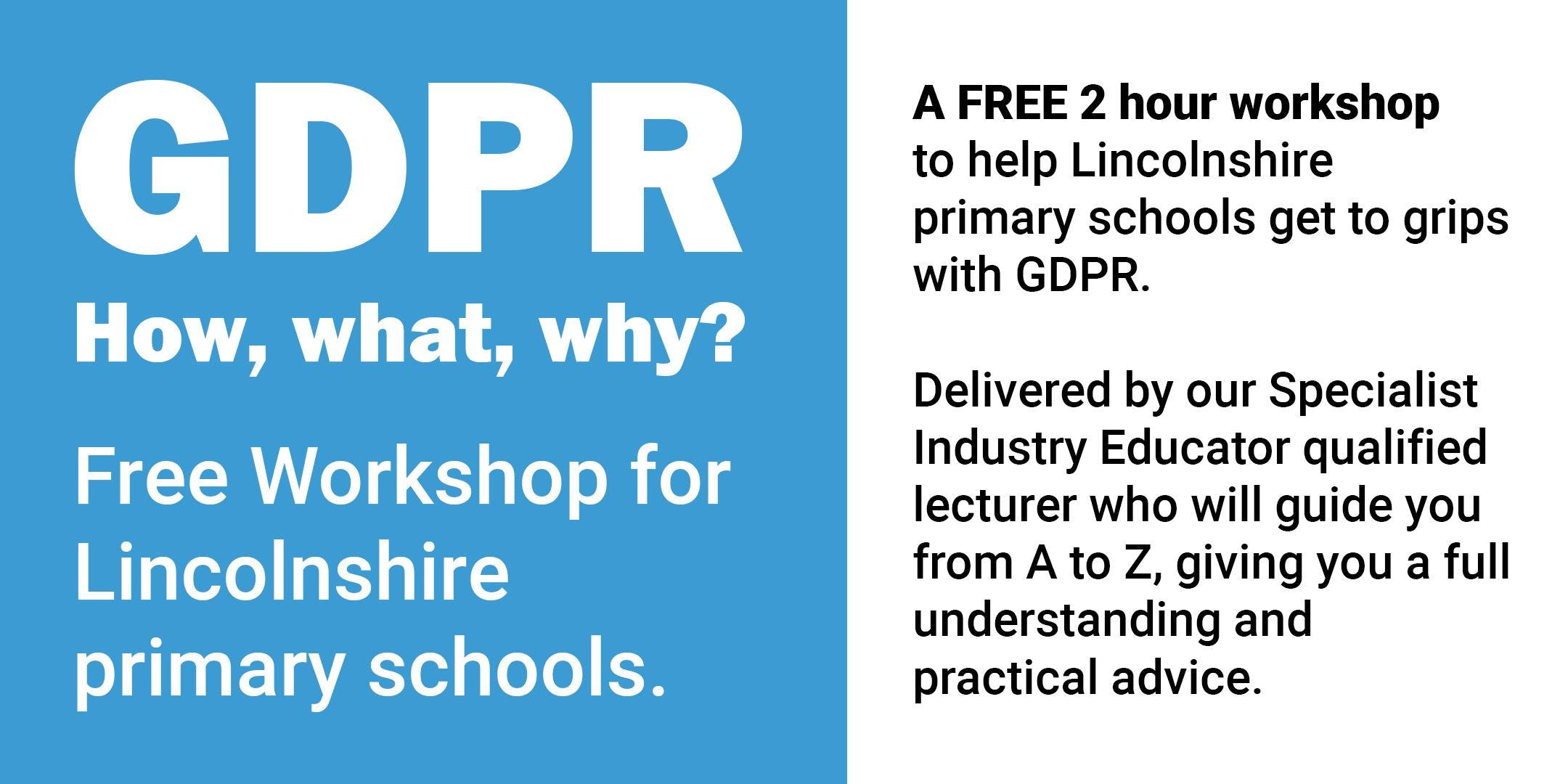 Helping Schools With GDPR Compliance Workshop