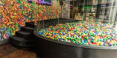 Speed Dating in a Ball Pit in Shoreditch (21-30)