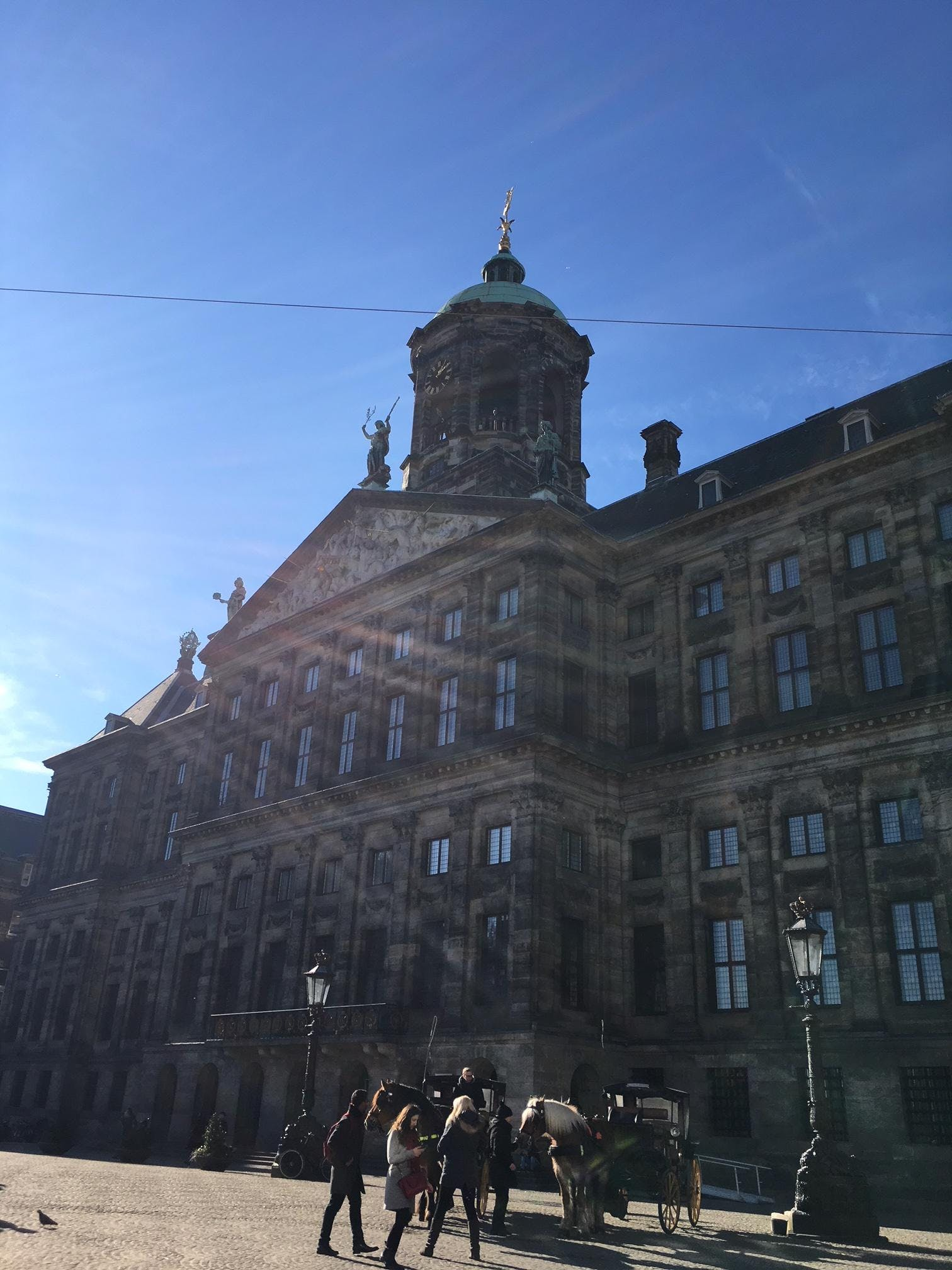 Historical Walking Tour Amsterdam