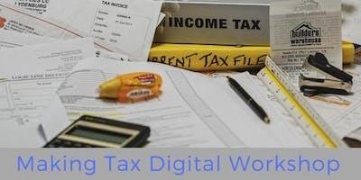 Making tax Digital is coming!