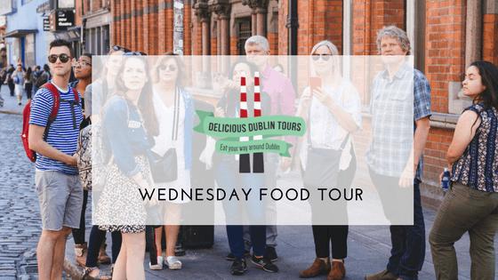 Delicious Dublin Tour (Wednesdays)