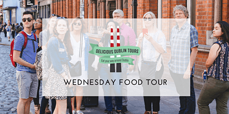 Delicious Dublin Tour (Wednesdays) tickets