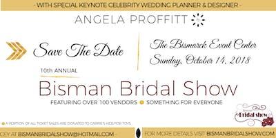 2018 Bisman Bridal Show Tickets