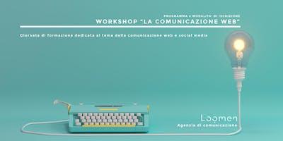 """Workshop """"La comunicazione web"""""""