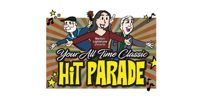 Your All Time Classic Hit Parade - May 15th-17th - ZoomerHall Liberty Village