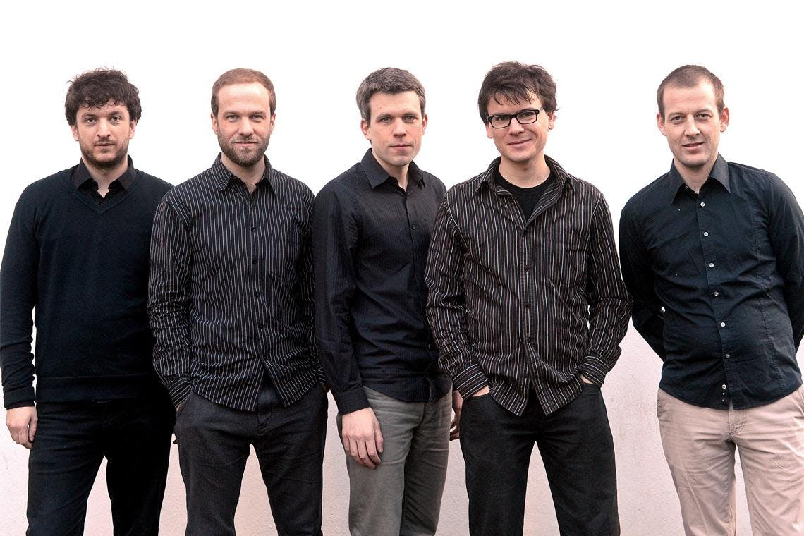 Modern jazz from Germany: Florian Hoefner and
