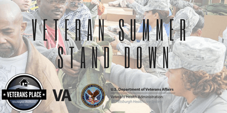 Veteran Summer Stand Down tickets