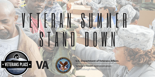 Veteran Summer Stand Down