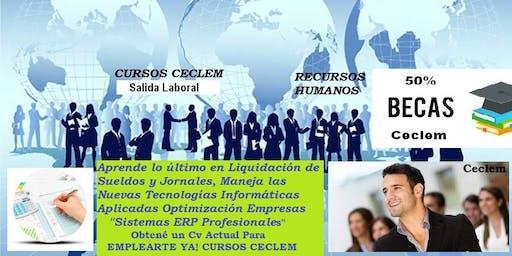 SUELDOS y Jornales Cargas Soc GANANCIAS 4TA C + SISTEMAS Gestión