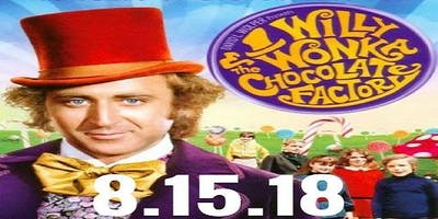 Pier Village Summer Movie Series - Willy Wonka and the Chocolate Factory