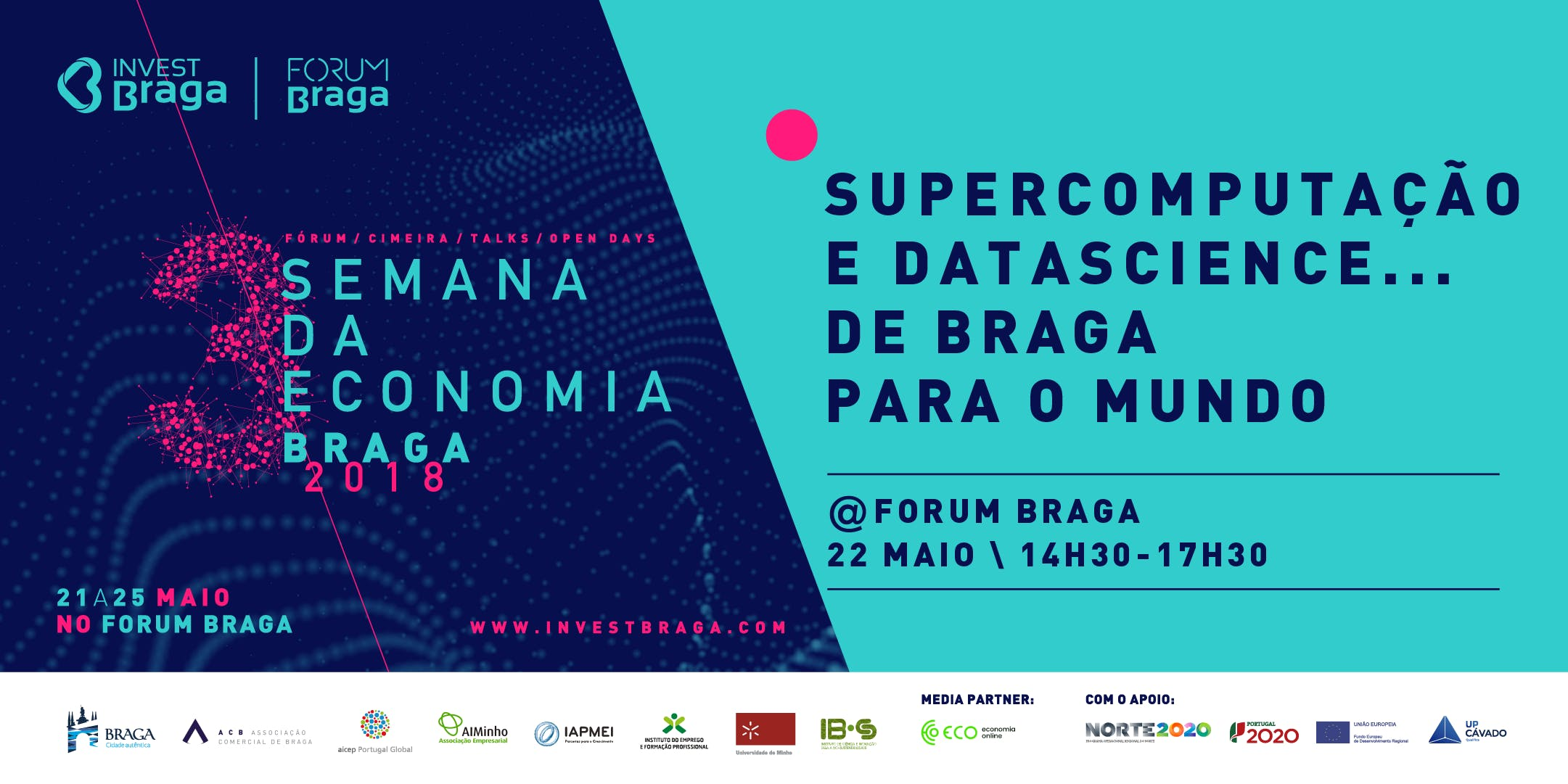 Supercomputação e Data Science...De Braga par