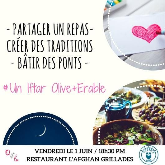 Iftar Olive+Érable