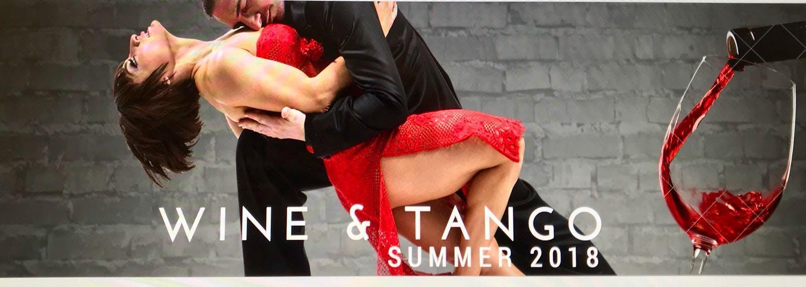 Tango & Weindegustation