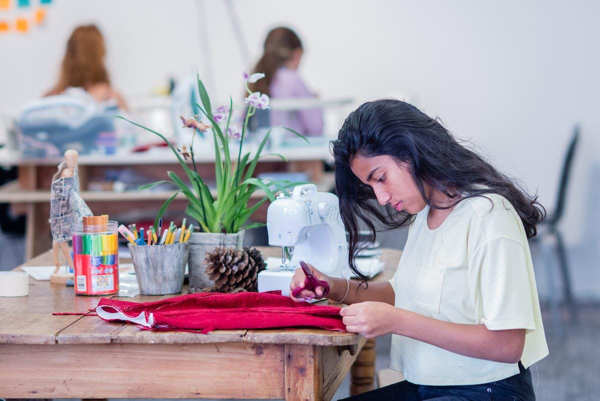 Fashion Engineering Summer Camp