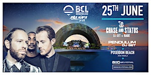 BCL Festival: Chase & Status and Pendulum