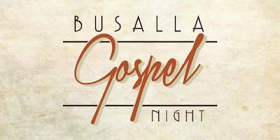 Busalla Gospel Night