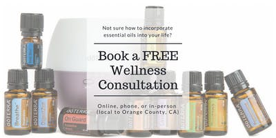 Introduction to Essential Oils: One-on-One Consultation