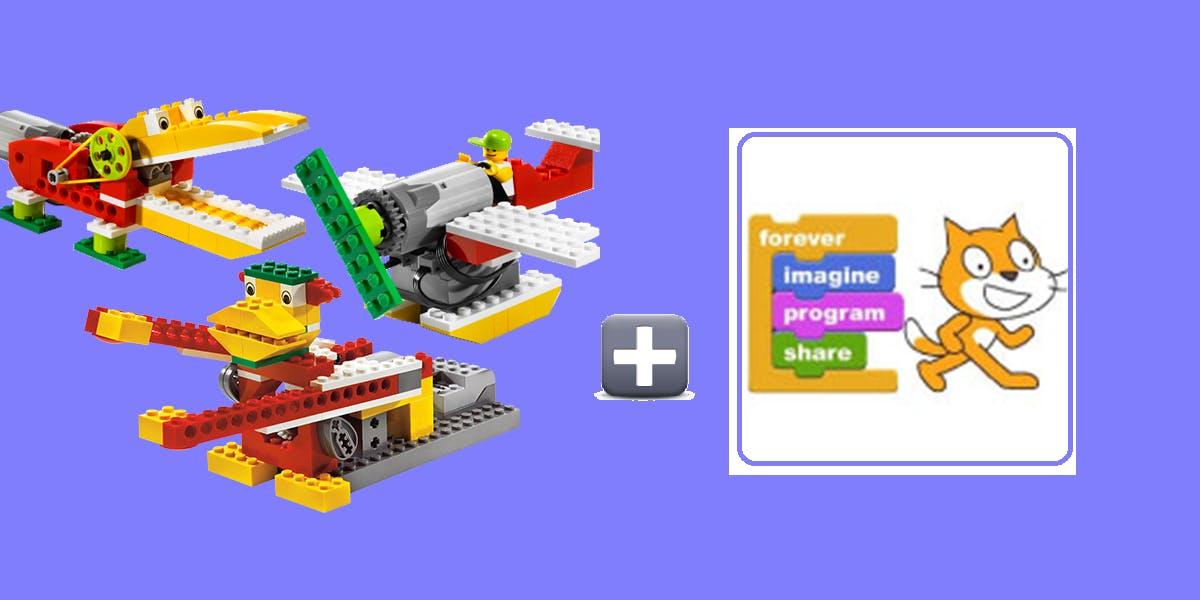 Scratch Coding+LEGO Robotics (Ages 6-8 ) Half